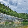 08/21/16 Featured Arkansas Landscape Photography--Storm Clouds over Buffalo Point, Buffalo National River Arkansas