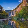 09/27/16 Featured Arkansas Landscape Photography--Late afternoon at Roark Bluff Buffalo River