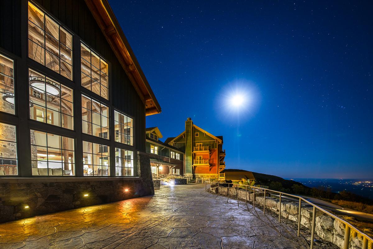 Mt Magazine Lodge
