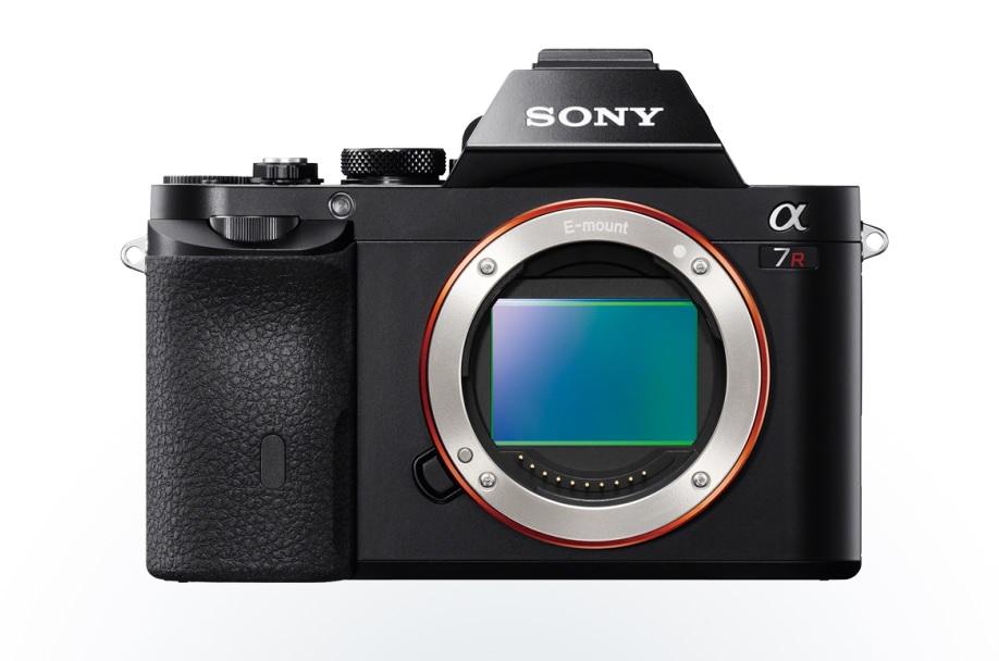 Sony A7r 36MP sensor view