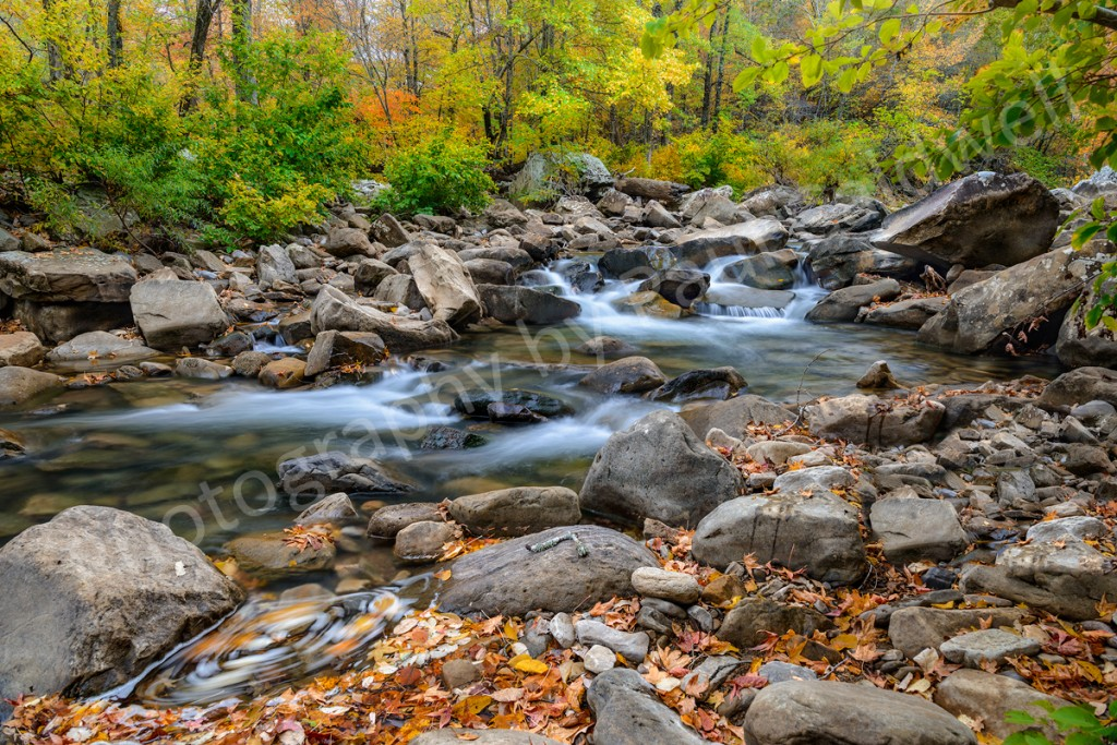 Richland Creek images of Arkansas