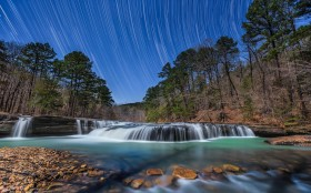 Haw Creek Falls Arkansas Photography