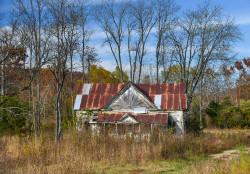 St Joe Arkansas old homes